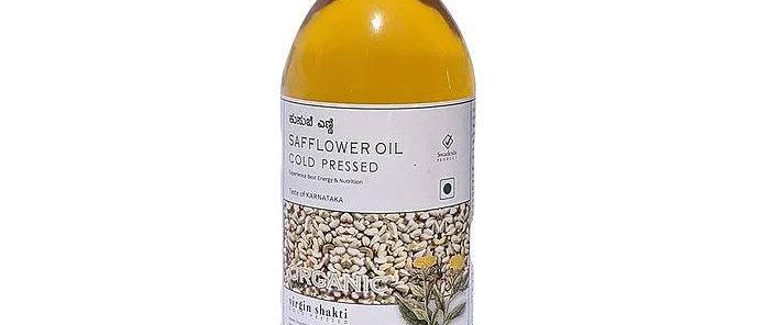 Safflower Oil - Cold Pressed