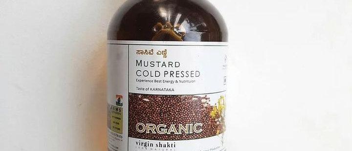 Mustard Oil - Cold Pressed