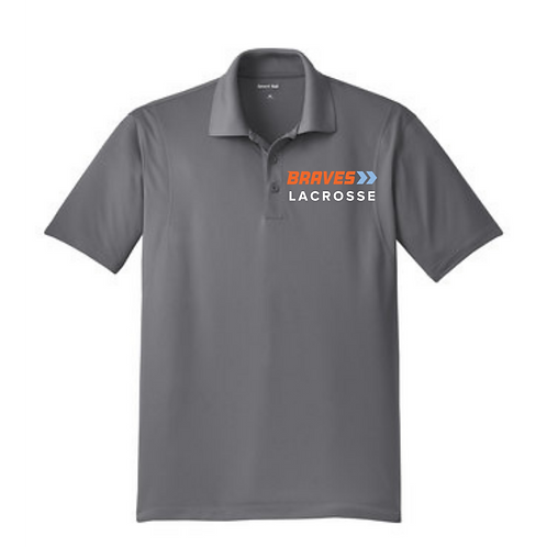 LAX Gameday Polo - solid