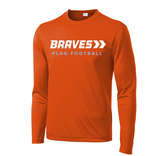 Flag Long Sleeve Dri-Fit