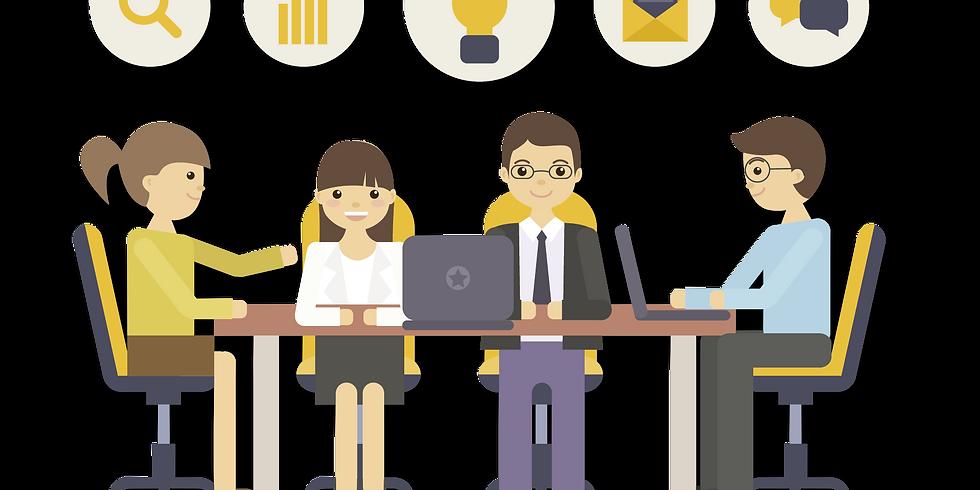 Reunión Comité de convivencia laboral