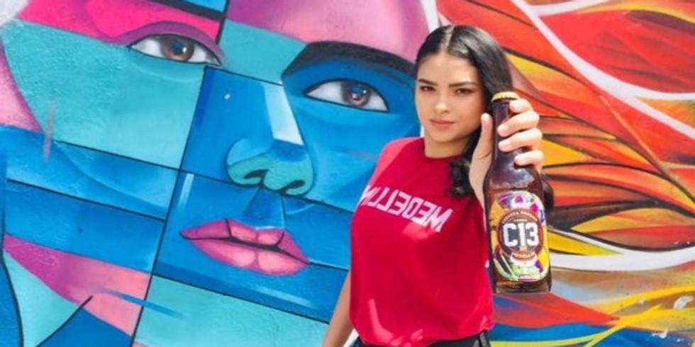 Graffititour Comuna 13