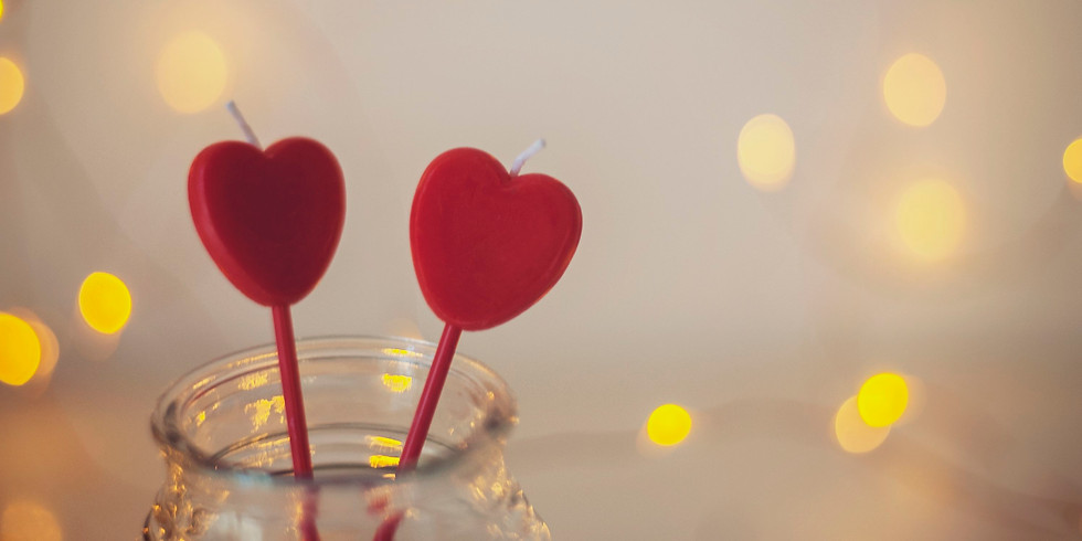 Celebración día de amor y amistad