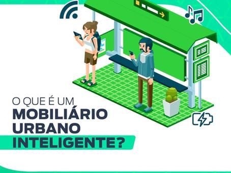 O que é um Mobiliário Urbano Inteligente?