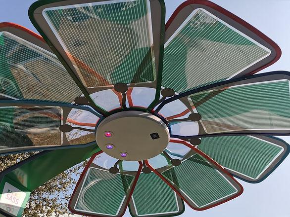 SYNTZ - Árvore Solar arvoresolar solartree SYNTZ arvorefotovoltaica mobiliariointeligente mobiliariosolar mobiliariourbano optree hephaenergy fotovoltaica OPV fotovoltaico arvoreinteligente energiasolar energiarenovavel sustentabilidade arvore solar solar tree arvore fotovoltaica syntz