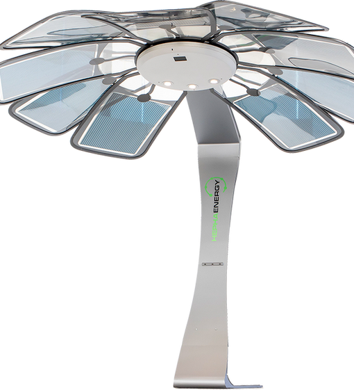 SYNTZ - Árvore Solar / Solar Tree