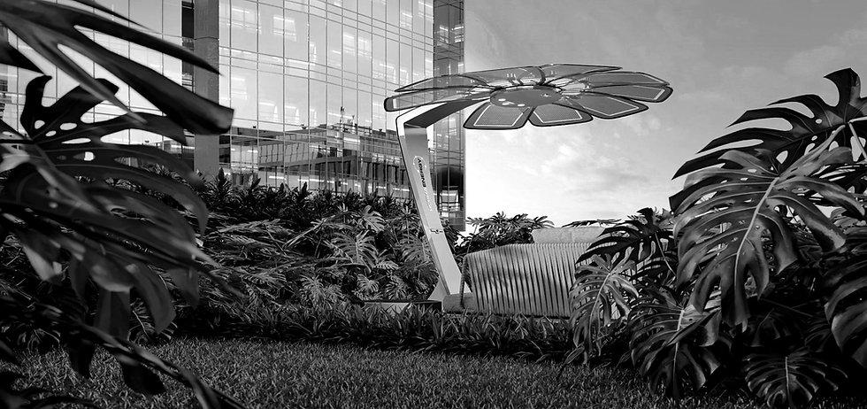 SYNTZ - Árvore Solar Solar Tree arvoresolar solartree SYNTZ arvorefotovoltaica mobiliariointeligente mobiliariosolar mobiliariourbano optree hephaenergy fotovoltaica OPV fotovoltaico arvoreinteligente energiasolar energiarenovavel sustentabilidade arvore solar solar tree arvore fotovoltaica syntz