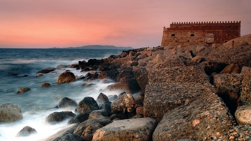 Fortress by the sea