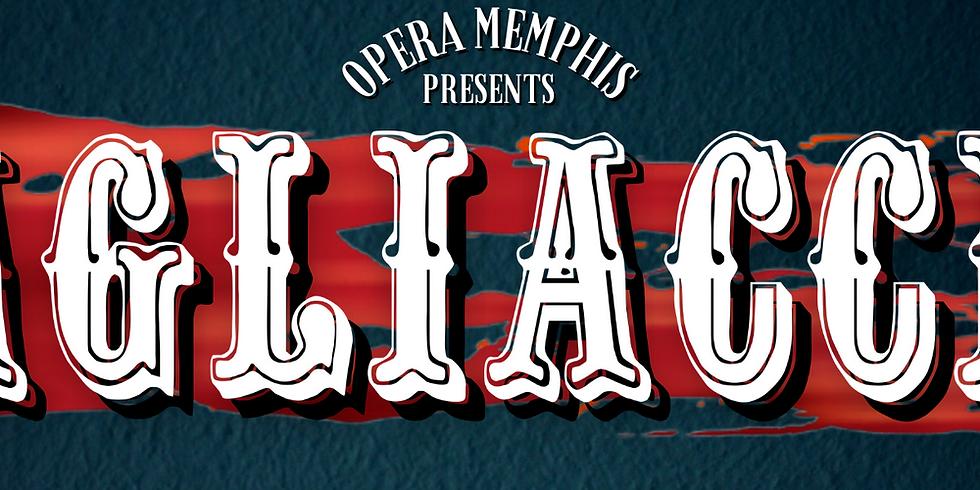 Pagliacci-Silvio-Opera Memphis