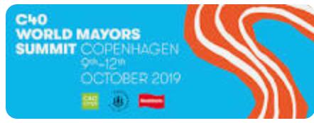 Thursday, October 10th, 2019 David Nahai traveled to Copenhagen on October 7, 2019, to attend the C4