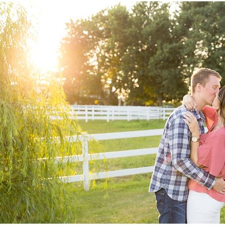 Northfork Farm Engagement   Kacie & Will