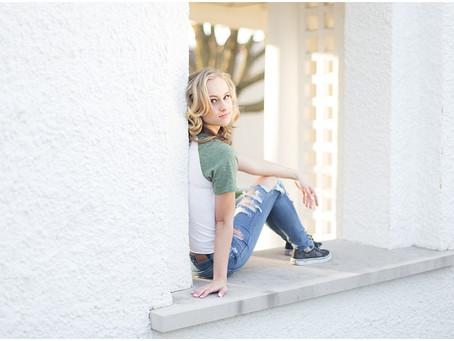 Senior Photos | Holly