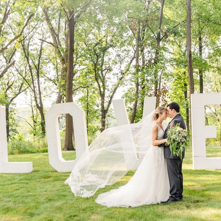The Monte Bello Estate Summer Wedding | Alex & David