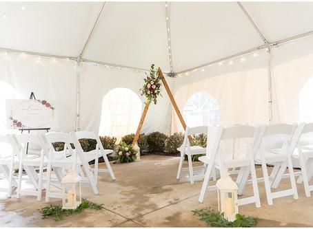 Intimate Naperville Wedding | Lindsey & Ryan