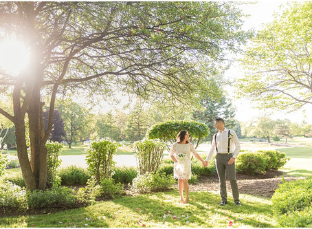 Intimate Spring Wedding | Lauren & Nick