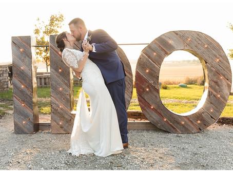 Emerson Creek Wedding   Allison & Adam