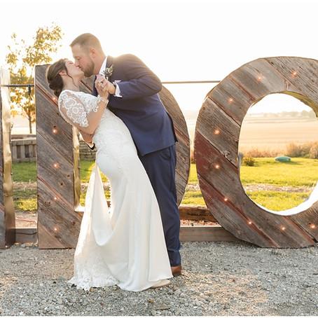 Emerson Creek Wedding | Allison & Adam