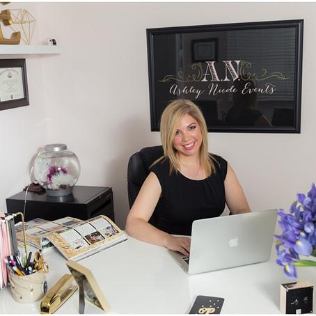 Ashley Nicole Events, Inc | Vendor Spotlight