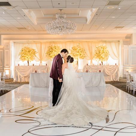 The Empress Spring Wedding | Lauren and Nick