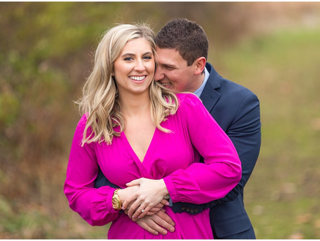 LeRoy Oaks Engagement Session | Kasey & Kyle