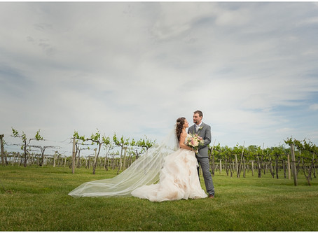 Acquaviva Winery Wedding   Amy & Mark
