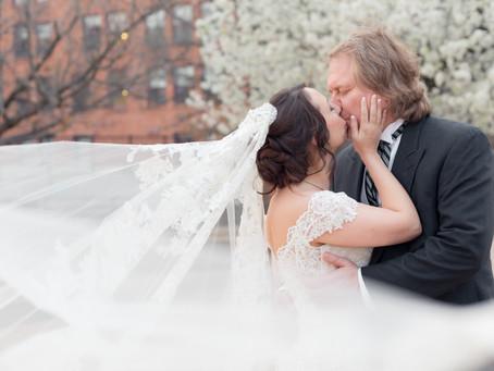 Oklahoma Jazz Hall of Fame Wedding, Tulsa | Melanie + Jason