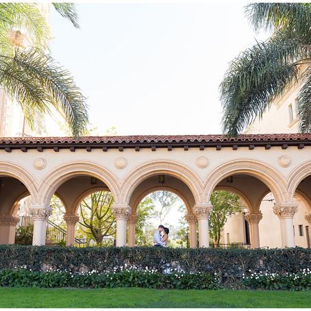 Bride and Groom Portraits, San Diego | Sneak Peek