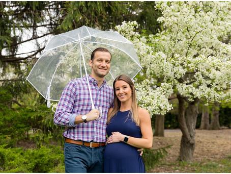 Cantingy Park Maternity Photos | Jenny & Joel