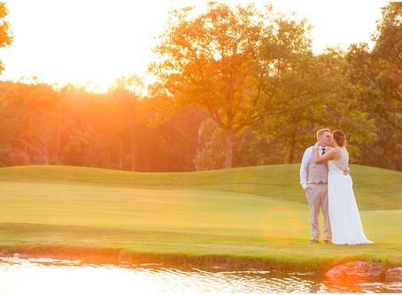 St Charles Country Club Wedding   Michelle & Adam