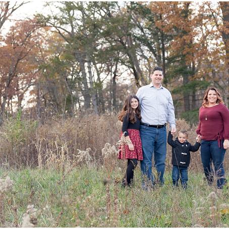 St James Farm, Winfield | Family Portraits