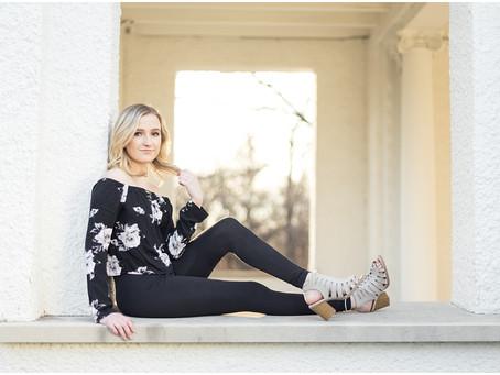 Senior Photos | Ashley