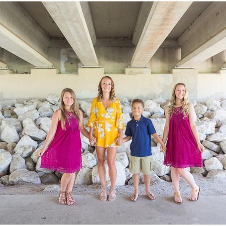 Tulsa Family Portraits | Hicks Family