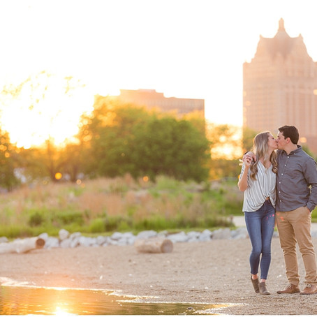 Milwaukee Engagement Session | Alex & David