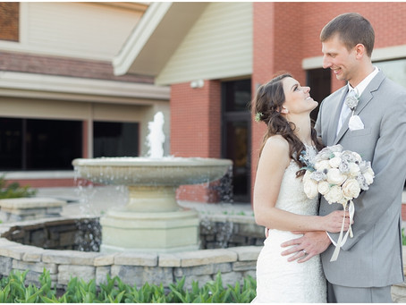 Chandler's Chophouse Wedding, Schaumburg | Keeley + Mike