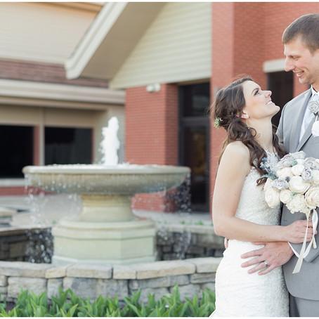 Chandler's Chophouse Wedding, Schaumburg | Keeley + Mike