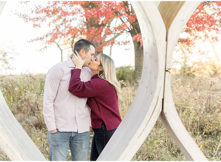 Chicago Engagement Session | Christina & Jason