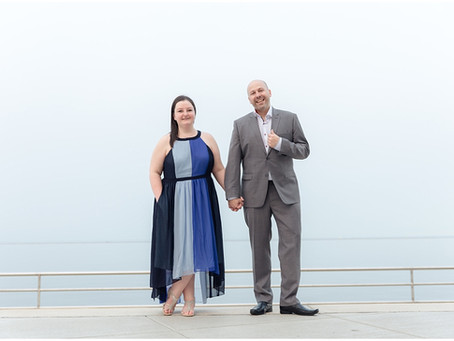 Milwaukee Engagement Session | Lisa & David