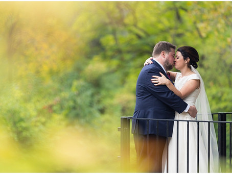 Elements at Hotel Indigo Wedding | Susan & Brandon