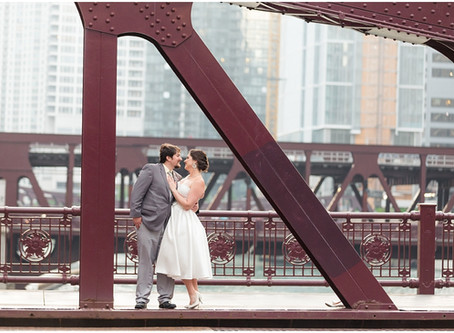Chicago Engagement Photos | Anka & Chris