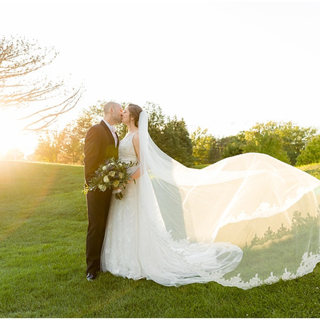 Ruffled Feathers Golf Club Wedding | Nicolette & Matthew