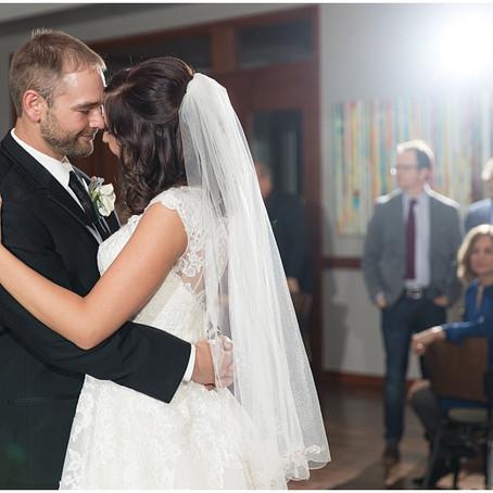 Pinstripes Oak Brook Wedding | Jessica & Erik