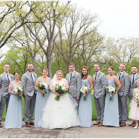 St Charles Wedding | Amanda + Eric