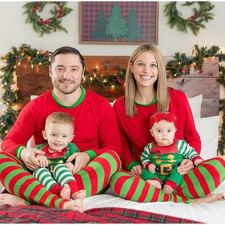 Christmas PJ Mini's | BJP Studio