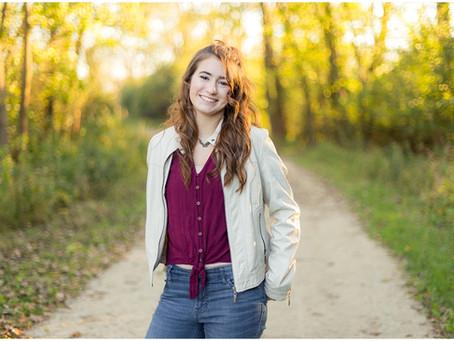 Mallard Lake Teen Session | Markie