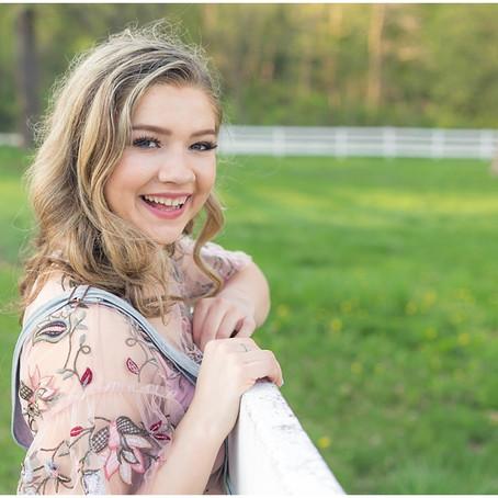 Senior Photos | Jenny
