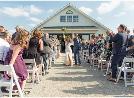 Northfork Farm Wedding   Kacie & Will