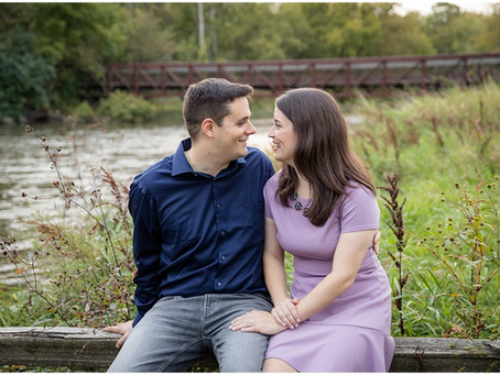 Hinsdale Engagement Session | Molly & Mike