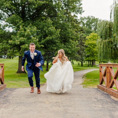 Itasca Country Club Summer Wedding | Mary Beth and Ryan