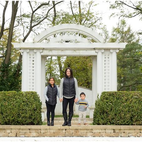 Hurley Gardens, Wheaton   Bijedic Family Photos