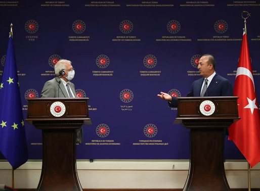 Η Συμμαχία Πολιτών για την επίσκεψη Μπορέλ στην Τουρκία